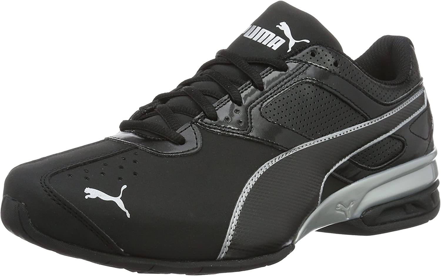 Puma Tazon 6 FM Sneaker Men Trainers Black 189873 03