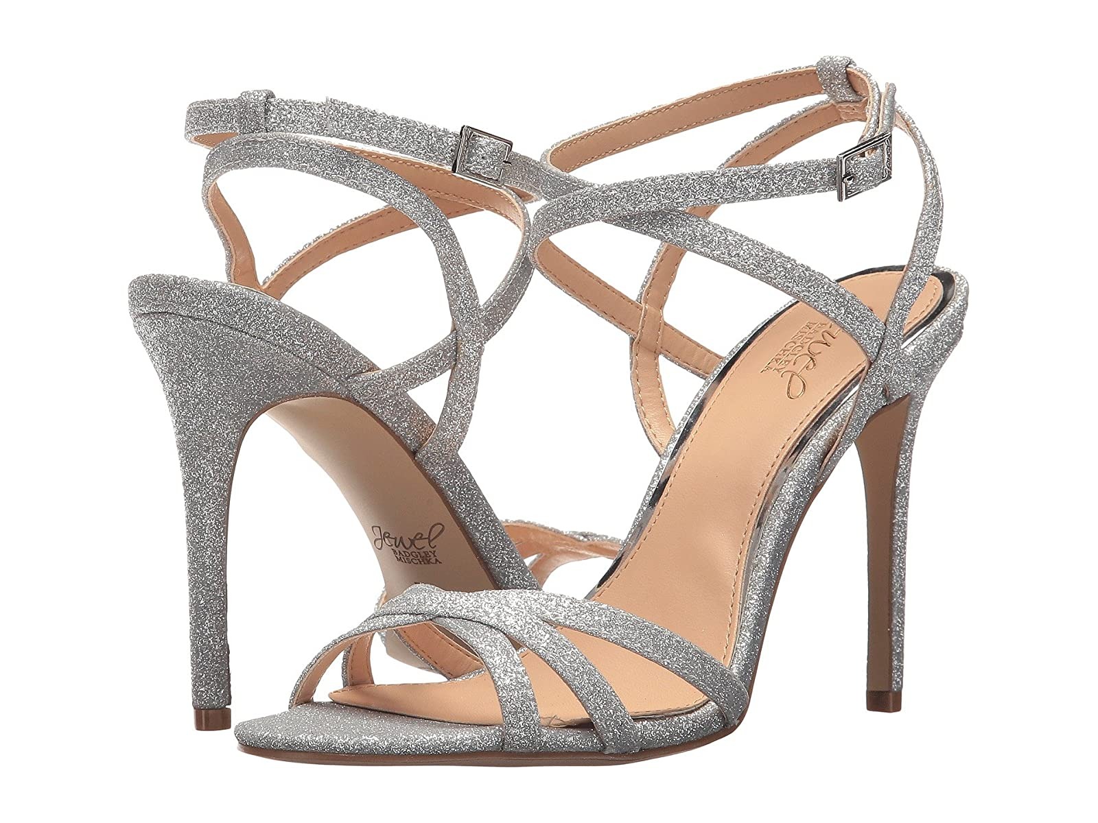 Jewel Badgley Mischka AmbreCheap and distinctive eye-catching shoes