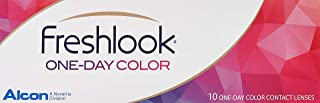 Freshlook Daily One-Day Color Blend Gray (-2.50) - 10 Lens Pack