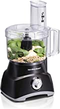 Hamilton Beach 8-Cup Compact Food Processor & Vegetable Chopper for Slicing, Dicing,..