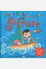 Happy Birthday to you, Pirate Kindle Edition