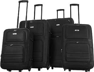 New Charlie Sports 4 piece Luggage Set
