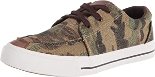 Roper womens Casual Shoe Sneaker, Green, 6 US
