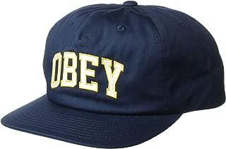 Obey Men's Dropout 5 Panel Snapback