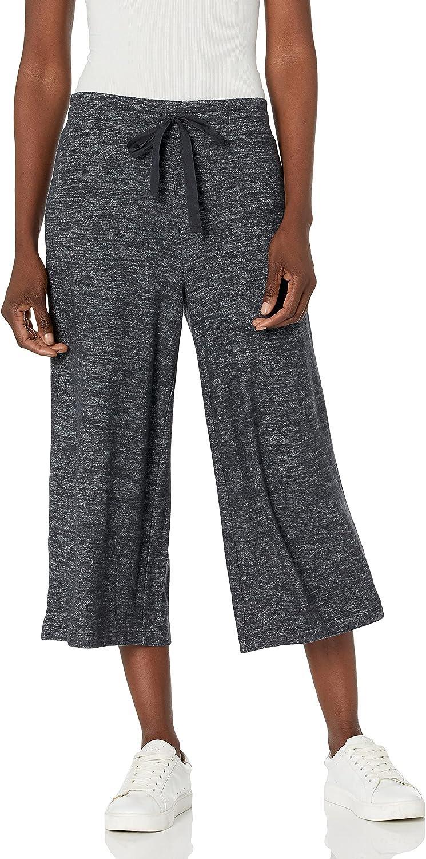 Daily Ritual Women's Cozy Knit Culotte