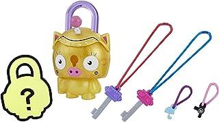 Hasbro Lock Stars Basic Assortment Gold Piggy-Series 1 (Product may vary)