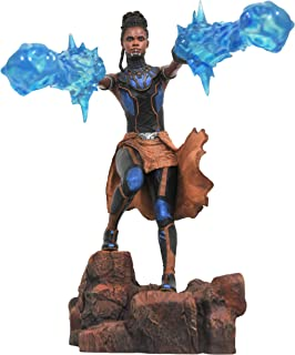 Entertainment Earth Marvel Gallery Black Panther Movie Shuri Statue