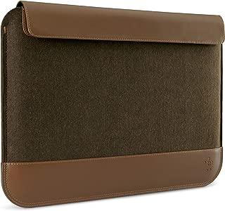 """Belkin BLK-F7P074vfc01 13"""" Kahverengi Mackbook,Ultrabook Slim Kılıf Bilgisayar Notebook Çantası"""