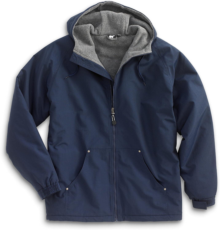 White Bear Clothing Co. Hooded Three Season Jacket Style 4050, 18 Sizes: XXS-6XL, LT-6XT