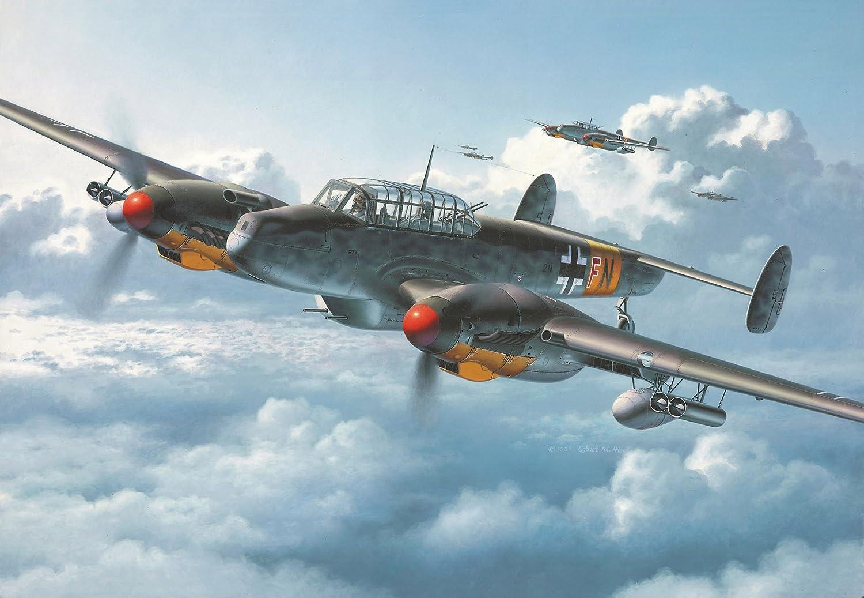 Revell 1 48 Scale Messerschmitt Bf 110 G2 r3