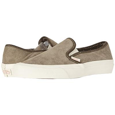 Vans Slip-On SF ((Wolf Pack) Desert Taupe) Shoes