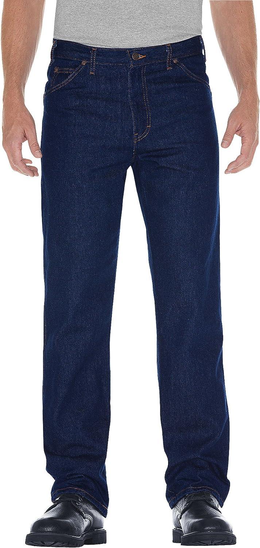 Dickies Occupational Workwear Bargain sale C993RNB Denim Cotton M Fit Regular Ranking TOP20