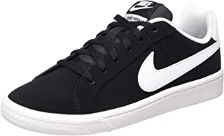 Nike Boy's Court Royale (GS) Black/White Sports Shoes-6UK/India (22.5 EU) (833535-002)