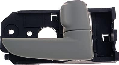 Dorman 83542 Front / Rear Passenger Side Interior Door Handle for Select Kia Models, Light Gray
