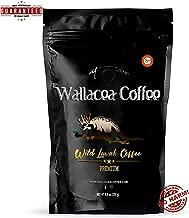 Wallacea Coffee Wild Kopi Luwak Coffee Beans, Gayo Sumatra Indonesia, 250 grams (8.8 oz)