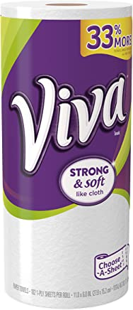 Viva Paper Towels, Choose-a-Size, Big Roll, 1 Count