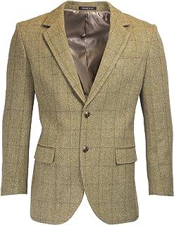 Walker & Hawkes - Mens Classic Windsor Tweed Country Blazer Jacket