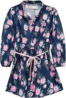 OFFCORSS Cute Long Sleeve Flower Girl Dresses | Vestidos para Niñas Manga Larga