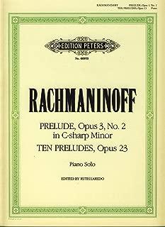 Best rachmaninoff op 23 no 10 Reviews