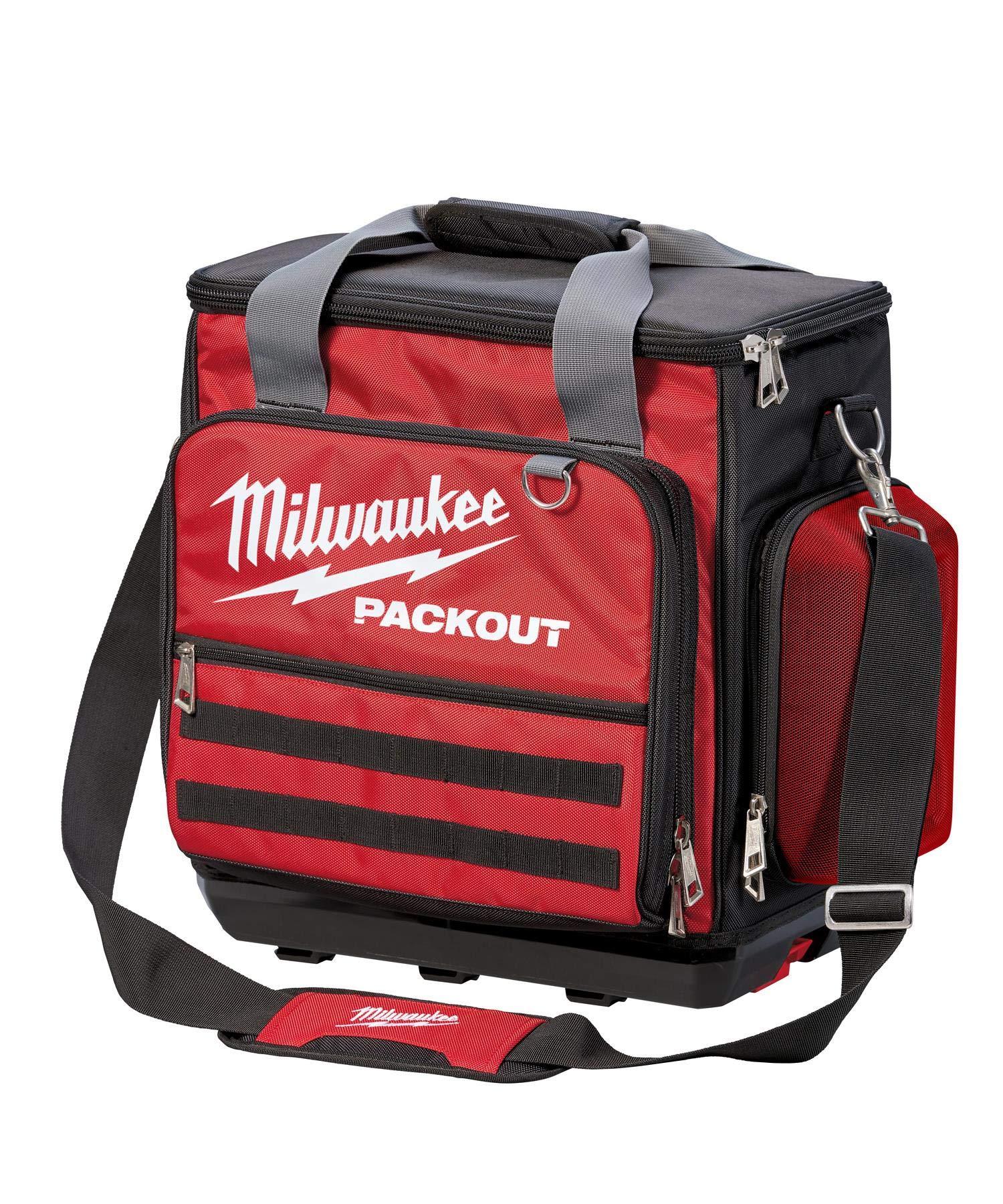 Milwaukee Packout Tech - Bolsa para herramientas: Amazon.es: Bricolaje y herramientas