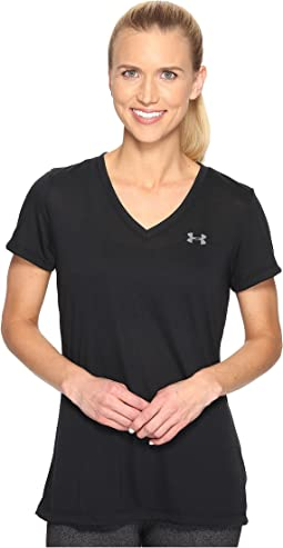 Under Armour - Threadborne Train Short Sleeve V-Neck