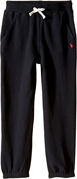 Polo Ralph Lauren Kids Collection Fleece Pull-On Pants (Little Kids)