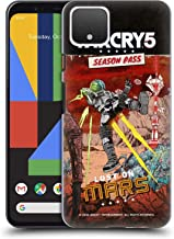 Official Far Cry Lost On Mars 5 DLC Art Hard Back Case Compatible for Google Pixel 4