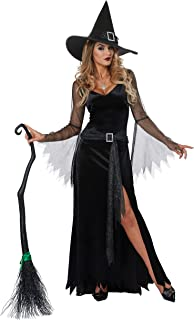 Women's Rich Witch Costume