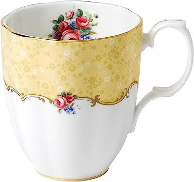 Royal Albert 100 Years 1990 Mug, Bouquet