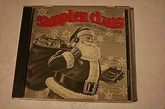 Sampler Claus; a Columbia Stocking Stuffer