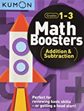 Math Boosters: Addition & Subtraction (Grades 1-3)