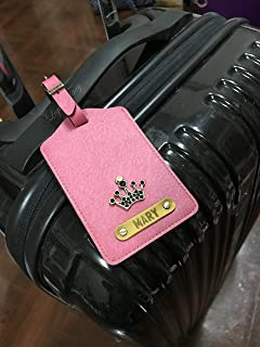 Personalized/Customised Luggage Tag