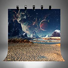 Backdrops for Star Wars Themed Party Pictures Kids Birthday Harry Potter Themed Photo Booth Background Home Decoration Thin Vinyl Wallpaper Mars FT3539