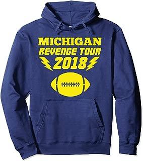 Michigan Revenge tour hoodie