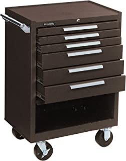 Kennedy Manufacturing 376XB Kennedy Brown Industrial, Heavy Duty Series, Rolling Cabinet, 27