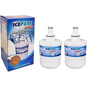 2x SSG-003 Filtro dell/'acqua alternative per Samsung DA29-00003F Aqua Pure HAFIN 1
