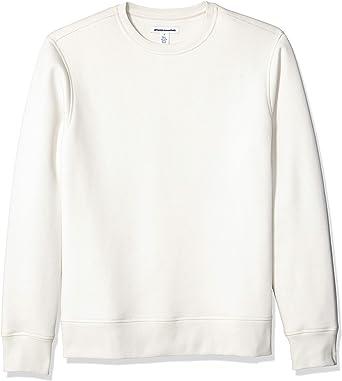 Amazon Essentials Homme Sweatshirt Col Rond En Molleton