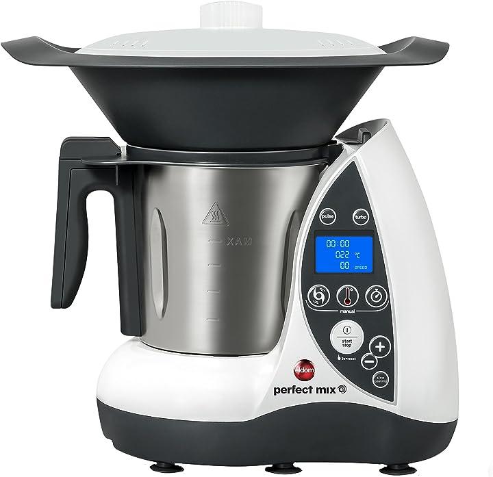Robot da cucina eldom perfect mix mfc2000