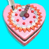 Asmr triggers make your own jelly cake satisfying jello popping effect crisp 3d graphics