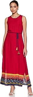 Akkriti By Pantaloons Rayon a-line Dress