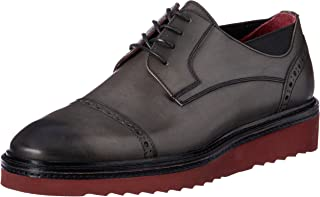 Brando Men's Ogden Lace-Up Flats Shoes