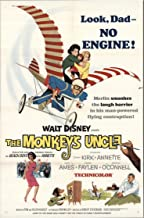 The Monkey's Uncle 1965 Authentic 27