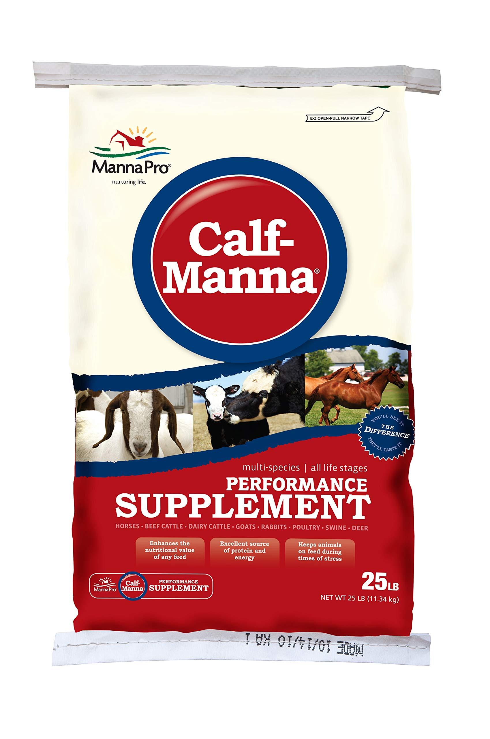 Manna Pro Calf-Manna Supplement