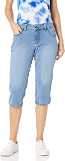 Women's Ultra Soft Denim Capri Jean