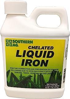 Southern Ag 01952 Chelated Liquid Iron, 16oz-1 pint
