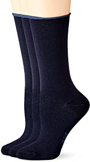 Women's Jeans Sock (Pack of 3), One Size