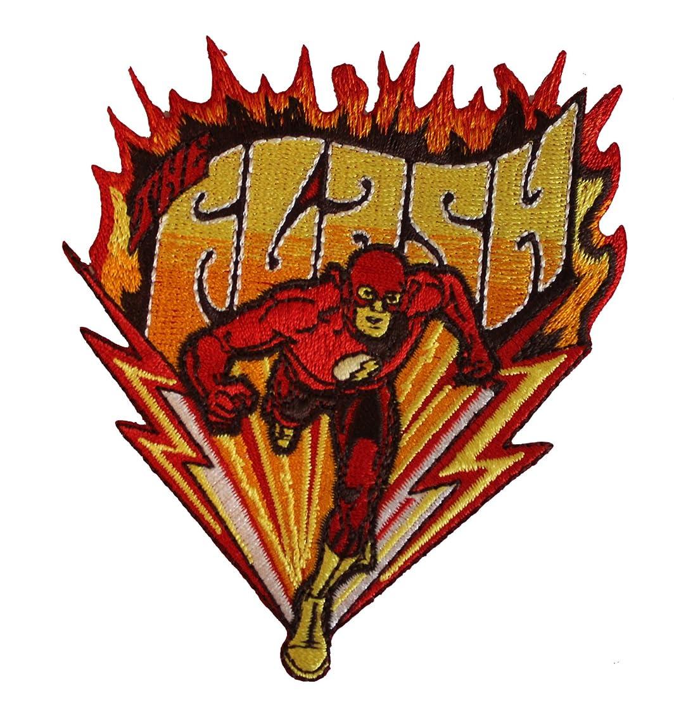 Application DC Comics Originals The Flash Boltz Patch