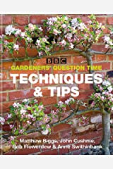 BBC Gardeners' Question Time Techniques and Tips Paperback