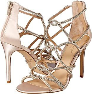 770371345a FREE Shipping. Badgley Mischka Women's Delancey Heeled Sandal