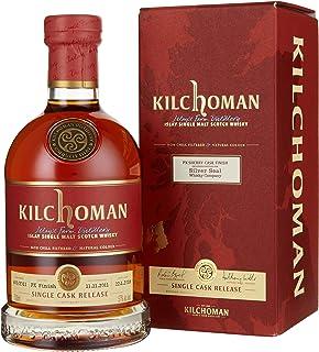 Kilchoman SILVER SEAL SINGLE CASK RELEASE PX Sherry Cask Finish 2011 Whisky, 0.7 l